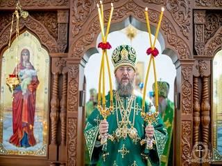 Митрополит Антоний рассказал о главной цели жизни человека