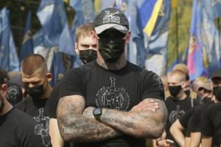 Фашизм вернулся в Украину