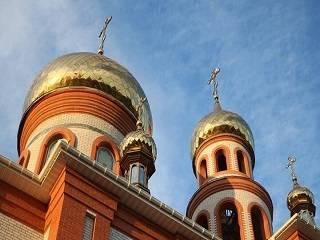 На Днепропетровщине освятили новый храм УПЦ