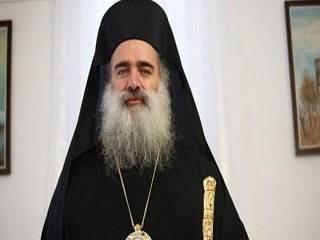 Иерарх Иерусалимской Церкви: На Святой Земле признают только УПЦ и Митрополита Онуфрия