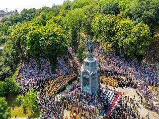Патриарх Кирилл отметил в УПЦ сплоченность епископов, духовенства и верующих