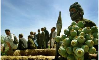 Талибы, мафия и наркотики