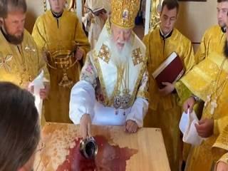 На Одесчине освятили новый храм УПЦ