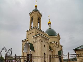 На Харьковщине освятили новый храм УПЦ