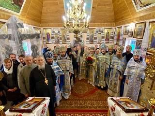 На Виннитчине освятили новый престол храма УПЦ