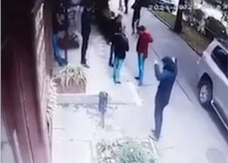 В черкасской кофейне среди бела дня на глазах у детей застрелили криминального авторитета