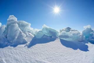 Ученые заявили, что Арктика рекордно «обмельчала»