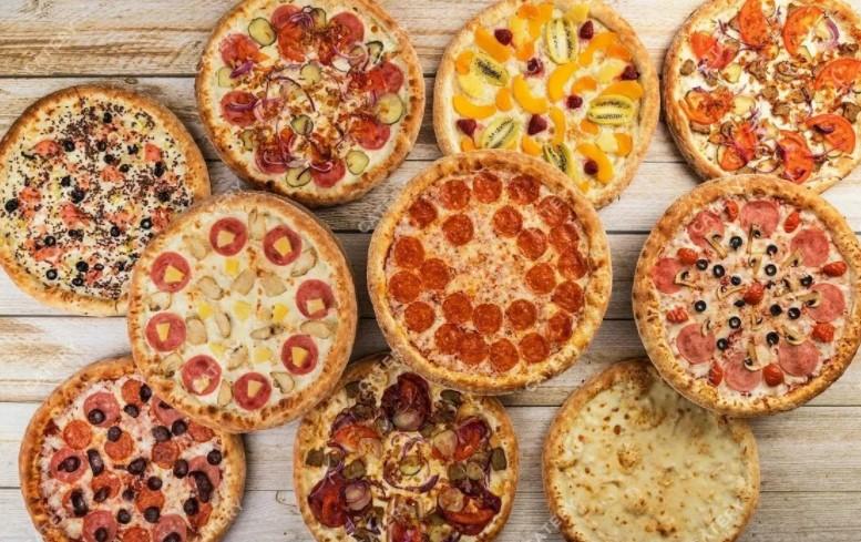 Как выбрать пиццу среди всего многобразия.   Необычные истории   Яндекс Дзен