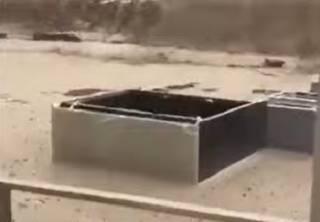 Появилось видео сильнейшего наводнения в Испании