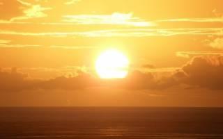 Стало известно, какого цвета Солнце на самом деле