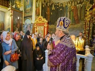 Митрополит Онуфрий рассказал о молитве, которая помогает быть ближе к Богу