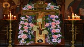В УПЦ рассказали о духовном смысле праздника Воздвижения Креста