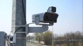 На дорогах Украины работают уже более полутора сотен камер видеофиксации  нарушений ПДД
