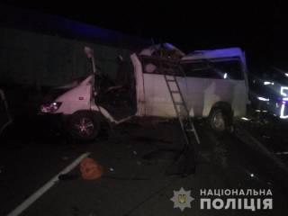 Страшное ДТП потрясло Николаевскую область