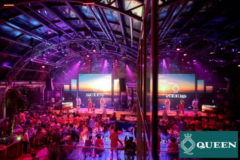 Концерты в Киеве: купить билет на мероприятие в Queen Kyiv