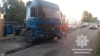В элитном поселке под Киевом произошло смертельное ДТП