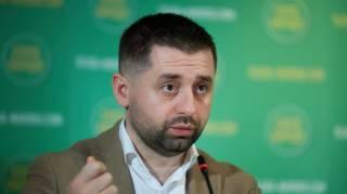 Арахамия: «Коррупция в ДНК в Украине просто зашита»