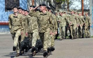 В Украине нaчинается пора отлова призывников
