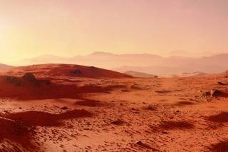 Ученые обнаружили на Марсе свидетельства глобальных наводнений