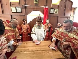 На Херсонщине освящен новый храм УПЦ