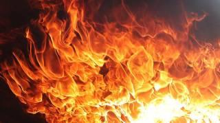 В Белой Церкви горела городская больница