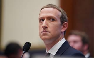 Марк Цукерберг потерял огромную сумму из-за сбоя в работе Facebook