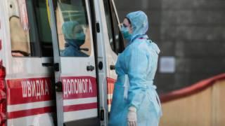 В СНБО рассказали, когда в Украине наступит пик заболеваемости коронавирусом