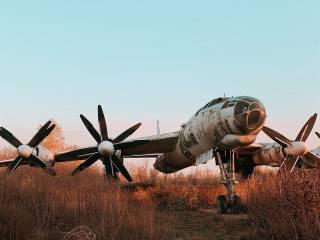 Украинский арсенал: Ту-95МС
