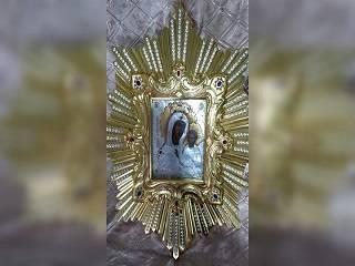 На Днепропетровщину привезут чудотворную икону Богородицы из Беларуси