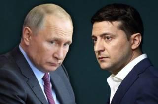 Стало известно, чего Путин хочет от Зеленского на личной встрече