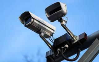 В Украине продолжают установку камер фиксации нарушений ПДД