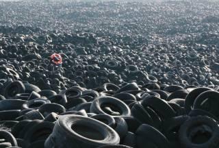 В Нигерии нашли неожиданное применение использованным автомобильным покрышкам