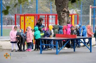 Пожар в школе Днепра выгнал на улицу более 700 учащихся