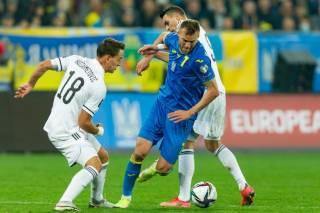 Озвучена возможная причина провала сборной Украины во Львове