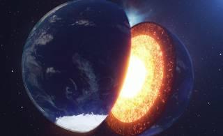 Ядро Земли может оказаться вовсе не твердым. Новое исследование