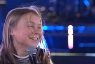 Грета Тунберг стала певицей