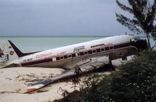 «Война с наркотиками» в 1980-е годы: воздушный аспект