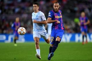 Лига чемпионов: «Динамо» на выезде минимально уступило «Барселоне»