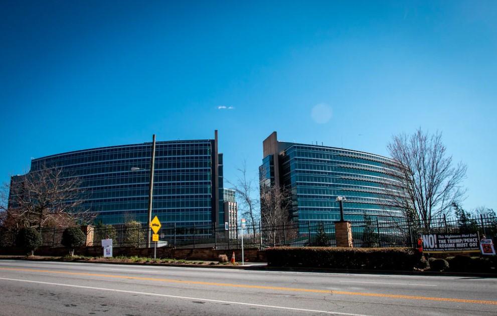 Штаб-квартира Центров по контролю и профилактике заболеваний в Атланте