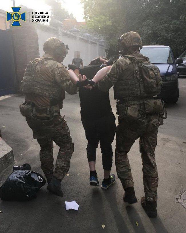 """Задержанный в Киеве один из руководителей """"Исламсого государства"""""""